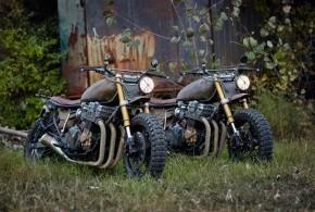 Daryl's Bike บิ๊กไบค์ใน Walking Dead