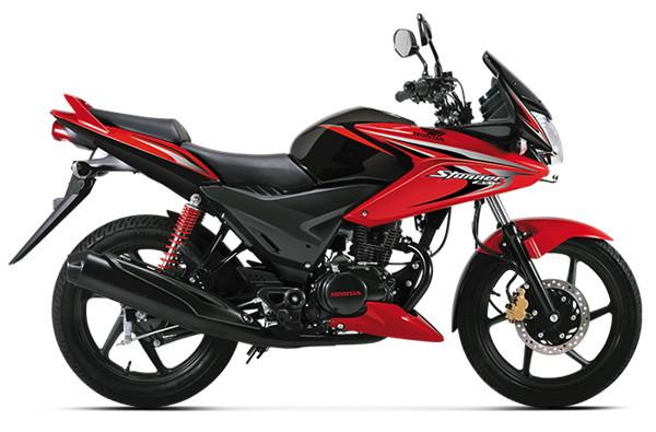Honda CBF Stunner_Red