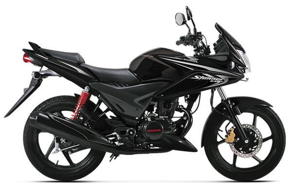 Honda CBF Stunner_black