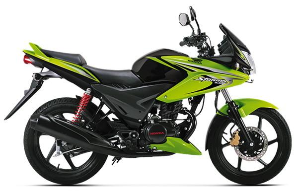 Honda CBF Stunner_green