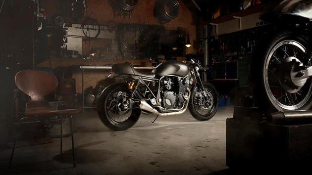 YARD BUILT XJR1300 'MONKEEFIST' BY WRENCHMONKEES_2