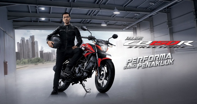 ALL NEW Honda CB150R 2015_1