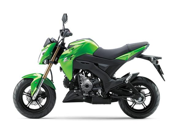 Kawasaki Z125 ราคา