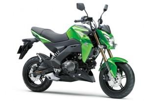 รุ่นและราคา Kawasaki Z125 มินิเน็คเก็ตสไตล์สปอร์ต