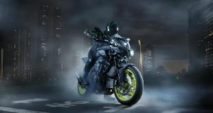 ใหม่ Yamaha MT-10 รุ่นปี 2016 เน็คเก็ตไบค์ เวอร์ชั่นใหม่ซีรีส์ MT