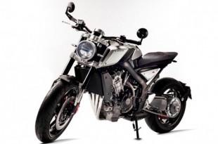 รุ่นและราคา Honda CB4 Concept สปอร์ตเน็คเก็ตไบค์ 4 กระบอกสูบ