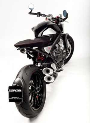 2015 Honda CB4 Concept