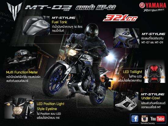 Yamaha MT-03 ปี 2015_9