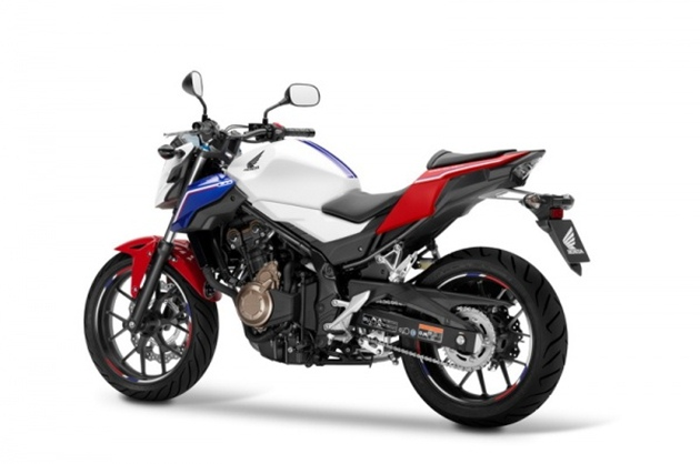 All New CB500F 2016