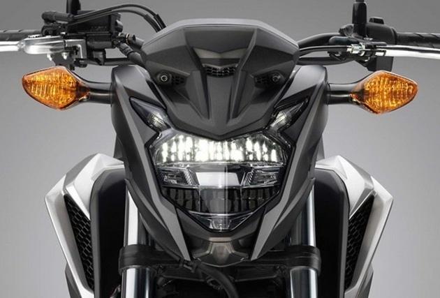 All New CB500F 2016