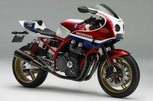 Honda CB900R เรโทรสปอร์ตสุดแรง ดีไซน์ย้อนยุค