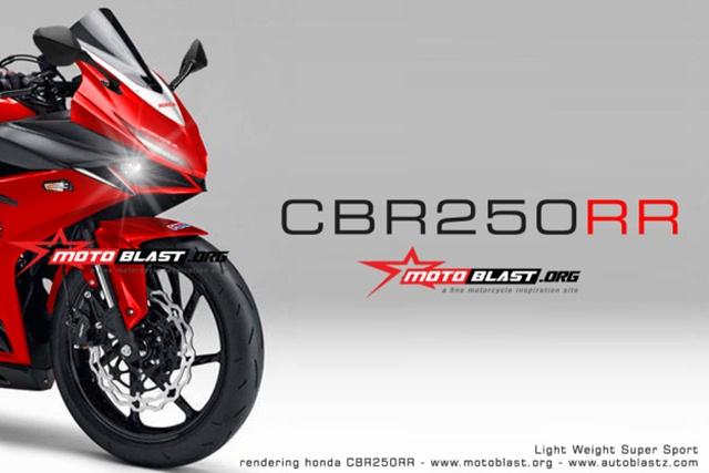 Honda CBR250RR 2015
