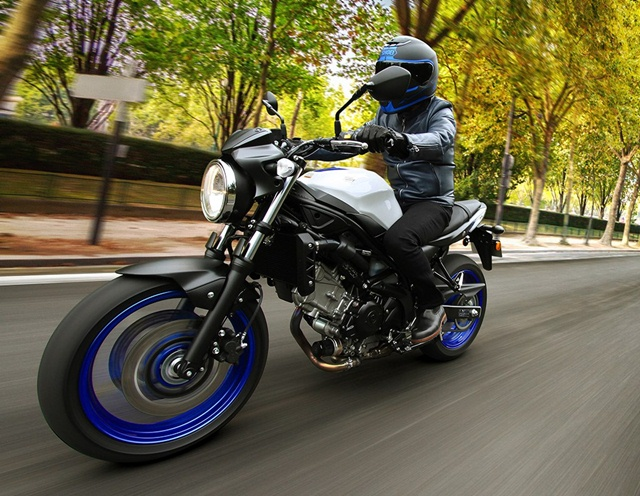 suzuki sv650 2016 sv. Black Bedroom Furniture Sets. Home Design Ideas