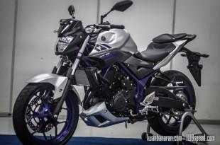 ใหม่ Yamaha MT-25 SPORT NAKED เปิดตัวแล้วที่อินโดนีเซีย