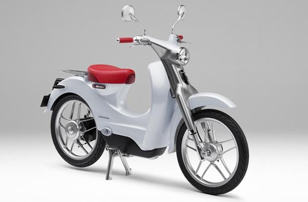 Honda Cub concept
