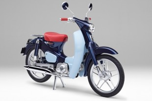 Honda Cub concept มอเตอร์ไซค์วินเทจสมัยใหม่