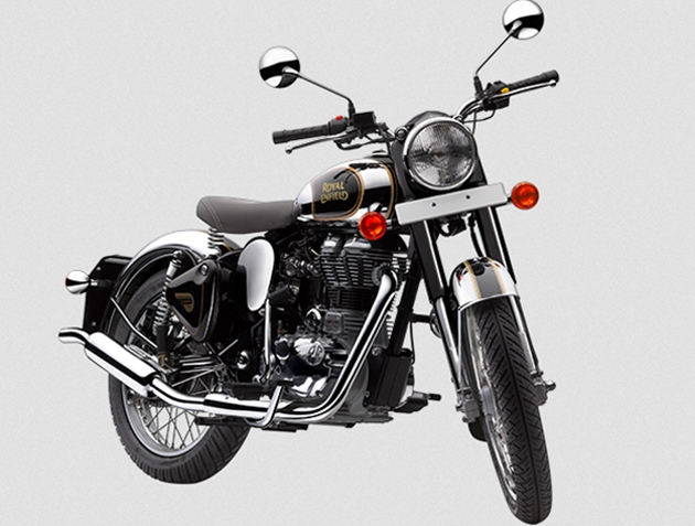 Royal Enfield Classic Chrome