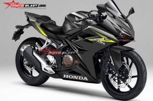 """ใหม่ Honda CBR250RR หรือ CBR 350RR ปี 2017 """"สปอร์ตทางเรียบ"""""""