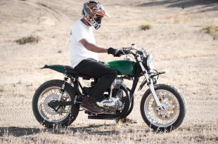 THE W-`ÜHINI CUSTOM BIKE จาก DEUS