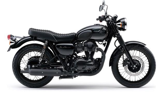 ราคา KAWASAKI W800 สีดำ