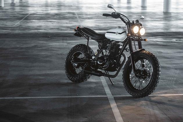 Yamaha TW225 แต่ง