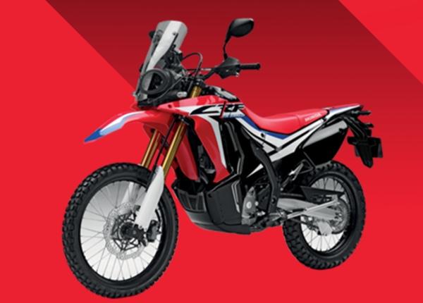 ราคา Honda CRF 250