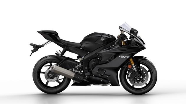ราคา Yamaha YZF-R6 สีดำ