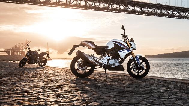 BMW G 310 ปี 2017