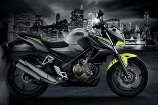 รุ่นและราคา Honda CB300F ปี 2017 เน็คเก็ดไบค์สไตล์ใหม่