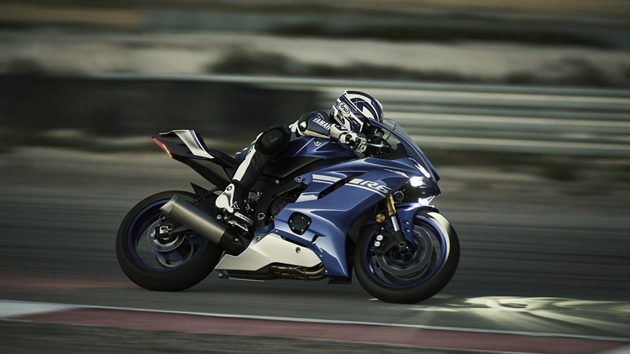 Yamaha YZF-R6 ปี 2017