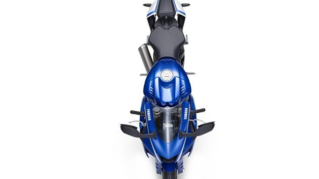 Yamaha YZF-R6 ใหม่