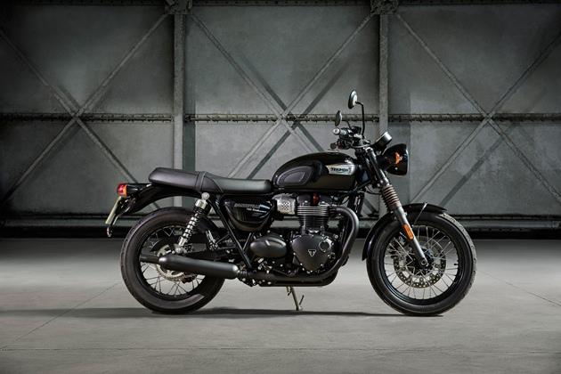 ราคา Triumph Bonneville T100 Black
