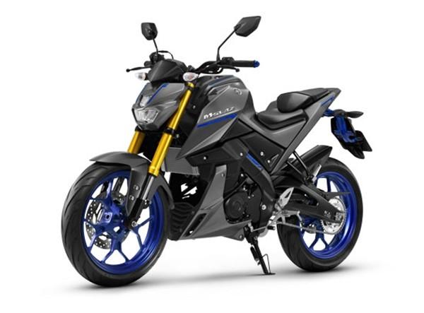 ราคา Yamaha M-Slaz 2017 สีเทา