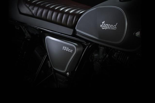 รุ่นและราคา GPX Legend 150s คลาสสิคไบค์สายพันธุ์ใหม่