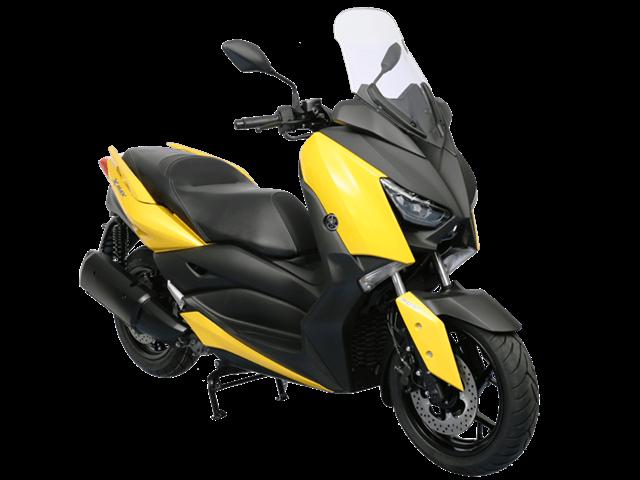 รุ่นและราคา Yamaha X-Max 300 เหนือระดับในแบบฉบับ MAX ซีรี่ส์