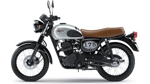 รุ่นและราคา Kawasaki W175 ในปี 2019 ความคลาสสิคที่ไม่ธรรมดา
