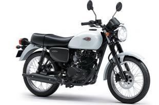 รุ่นและราคา Kawasaki W175 ความคลาสสิคที่ไม่ธรรมดา
