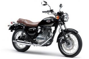รุ่นและราคา Kawasaki W250 ดีไซน์สวยเท่ เน้นความเก่า