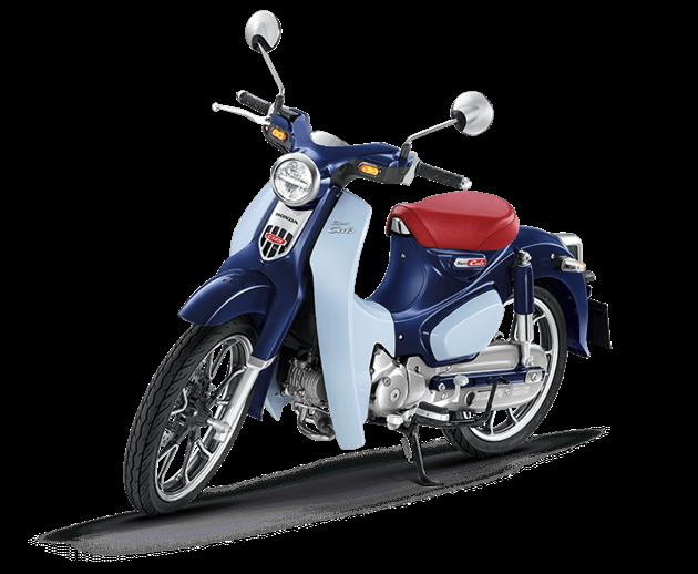 รุ่นและราคา Honda Super Cub C125 ปี 2018 เข้าถึงอารมณ์เรโทร