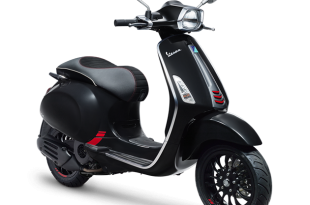 ราคา Vespa Sprint 150 i-Get Carbon Edition
