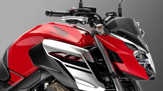 เฉดสีและราคา NEW Honda CB650F ล่าสุด