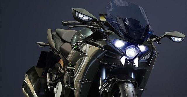 รุ่นและราคา Kawasaki H2 GT สวยหรู พร้อมสะกดทุกสายตา