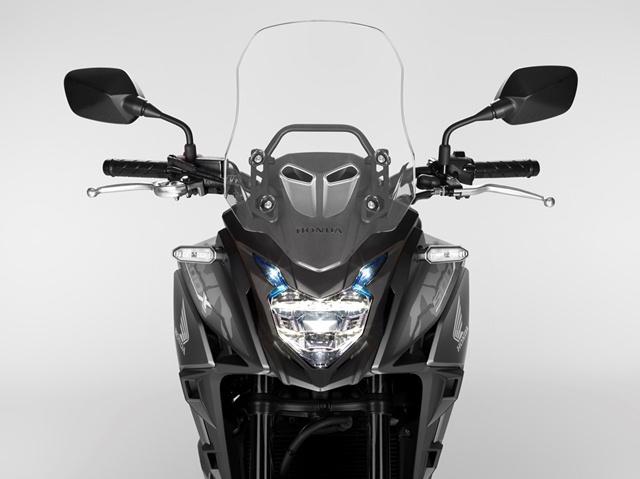 All New Honda CB500X ราคาสองแสนต้น ๆ
