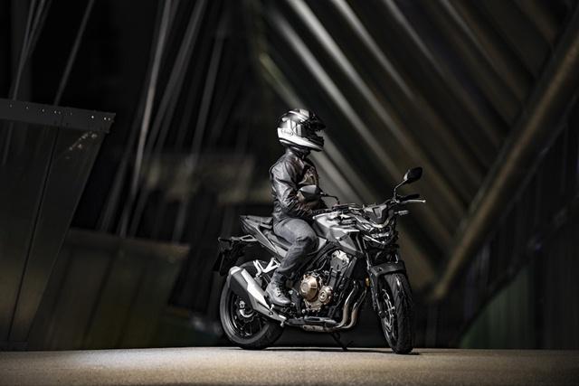 สเปค Honda CB500F ราคา 212,000 บาท