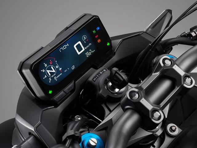 มาตราวัด Honda CB500 รุ่นใหม่ล่าสุด