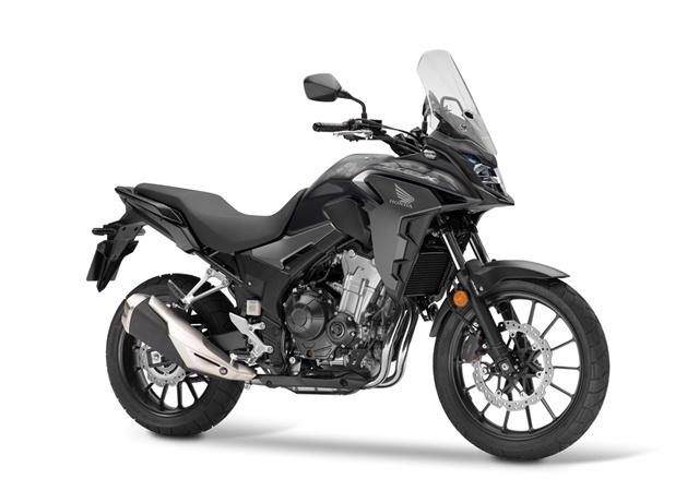 รุ่นและราคา Honda CB500X เอ็นดูโร่ สี่จังหวะ