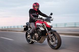 รุ่นและราคา Honda CB650F เน็คเก็ตไบค์สไตล์สปอร์ต
