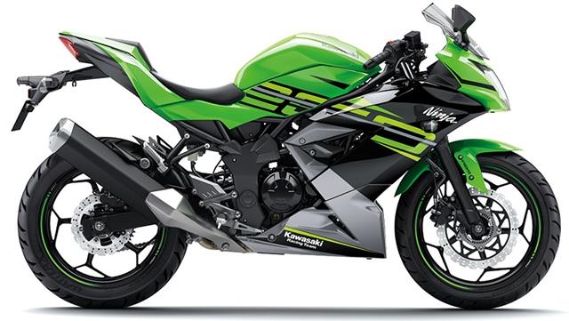 บิ๊กไบค์แนวสปอร์ต Ninja 250SL ABS ราคา 137,000 บาท