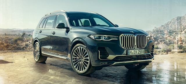 ราคา BMW ( บีเอ็มดับเบิลยู ) ในตลาดรถประจำปี 2019