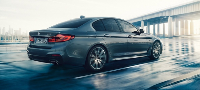 ราคารถยนต์ BMW 5 SERIES ในตลาดรถประจำปี 2019
